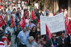 General strike Stock Photos