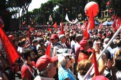 General strike Royalty Free Stock Photos