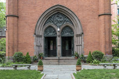 The General Theological Seminary of the Episcopal Church in NYC Stock Photos