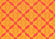 General traditional thai style native fabric weave Royalty Free Stock Photo