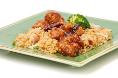 General Tsos Chicken Stock Images