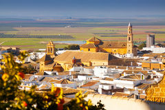 General view of andalucian town.  Osuna Stock Images