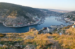 General view of Balaklava Stock Photography