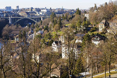 General view of Bern Stock Images