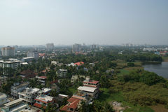 General view of the city, Cochin Royalty Free Stock Photography
