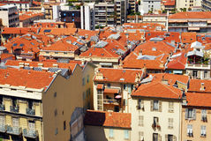 General view of Monaco Kingdom Royalty Free Stock Images