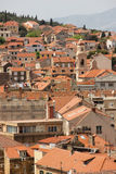 General view. rooftops. Split.Croatia Royalty Free Stock Photography