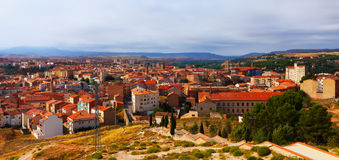 General view of Teruel Royalty Free Stock Photos