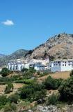 White village, Benaocaz, Andalusia. Stock Image