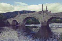 General Wade's Bridge in Aberfeldy, Scotland Stock Photo