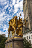General William Tecumseh Sherman Monument em New York Imagem de Stock Royalty Free