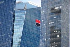 generale здания размещает штаб societe логоса Стоковое Фото