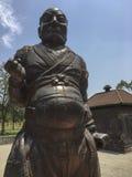 Generale del ferro di China& x27; dinastia di canzone di s Immagini Stock Libere da Diritti