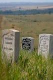 Generale George A Spazio di sosta di Custer Immagine Stock