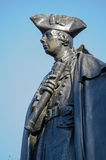 Generale James Wolfe Statue, Greenwich Fotografia Stock Libera da Diritti
