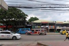 Generale Maxilom Avenue Immagine Stock Libera da Diritti