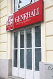 Generali Royalty Free Stock Photography