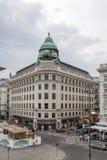 Generali buduje Wiedeń Zdjęcia Stock