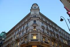 Generali building Spiegelgasse in Vienna Stock Photos