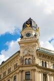 Generali building Spiegelgasse in Vienna, Austria Stock Images