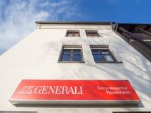 Generali Generalagentur Rosenheim Stock Photo