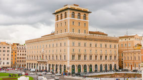 The Generali Insurance Headquarter in Rome Royalty Free Stock Image