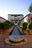 Generalife. In Granada, Spain stock photos