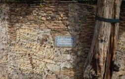 Generalife in the Alhambra, Granada stock photo