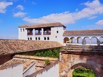 Generalife in Granada, Spain Stock Photo
