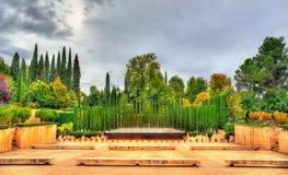 The Generalife Theatre in Granada, Spain Stock Images