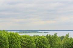 Generalità dei laghi Braslav Fotografia Stock