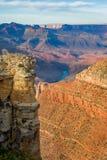 Generalità del grande canyon Fotografia Stock