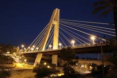 Generalitat的桥梁在埃尔切 免版税库存图片