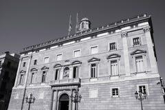 Generalitat de Catalunya Royalty Free Stock Photo