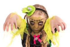 generalna dziewczyna Halloween Zdjęcie Stock