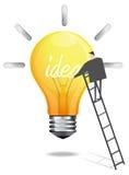 Generating Idea - Illustration Royalty Free Stock Images