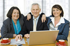 Generation business 10 Stock Photo