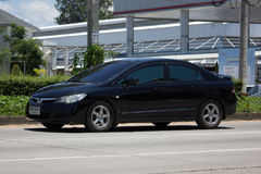 Generation Privatwagen-Honda Civics achte Stockfotos