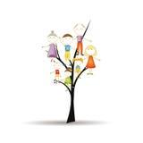 Generation tree Royalty Free Stock Photo
