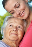 Generations Royalty Free Stock Images
