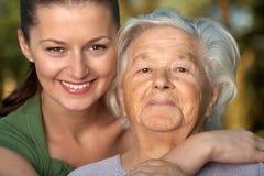 Generations Royalty Free Stock Photos