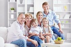 Generations Stock Image
