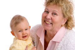 Generations Royalty Free Stock Photography
