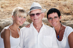 generations three Στοκ εικόνες με δικαίωμα ελεύθερης χρήσης