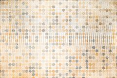 Generative multiple shapes pixel mosaic for design wallpaper, texture or background. Pattern, brick, modern, abstract & digital. Generative multiple shapes Royalty Free Stock Photo