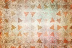 Generative multiple shapes pixel mosaic for design wallpaper, texture or background. Pattern, web, effect, backdrop & pattern. Generative multiple shapes Royalty Free Stock Images