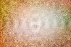 Generative square pixel mosaic for design wallpaper, texture or background. Motion blur. , grunge & rough stock photos