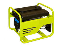 Generator Royalty Free Stock Photo