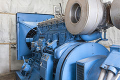 Generator Zdjęcie Stock