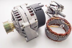 Car alternator Royalty Free Stock Photography